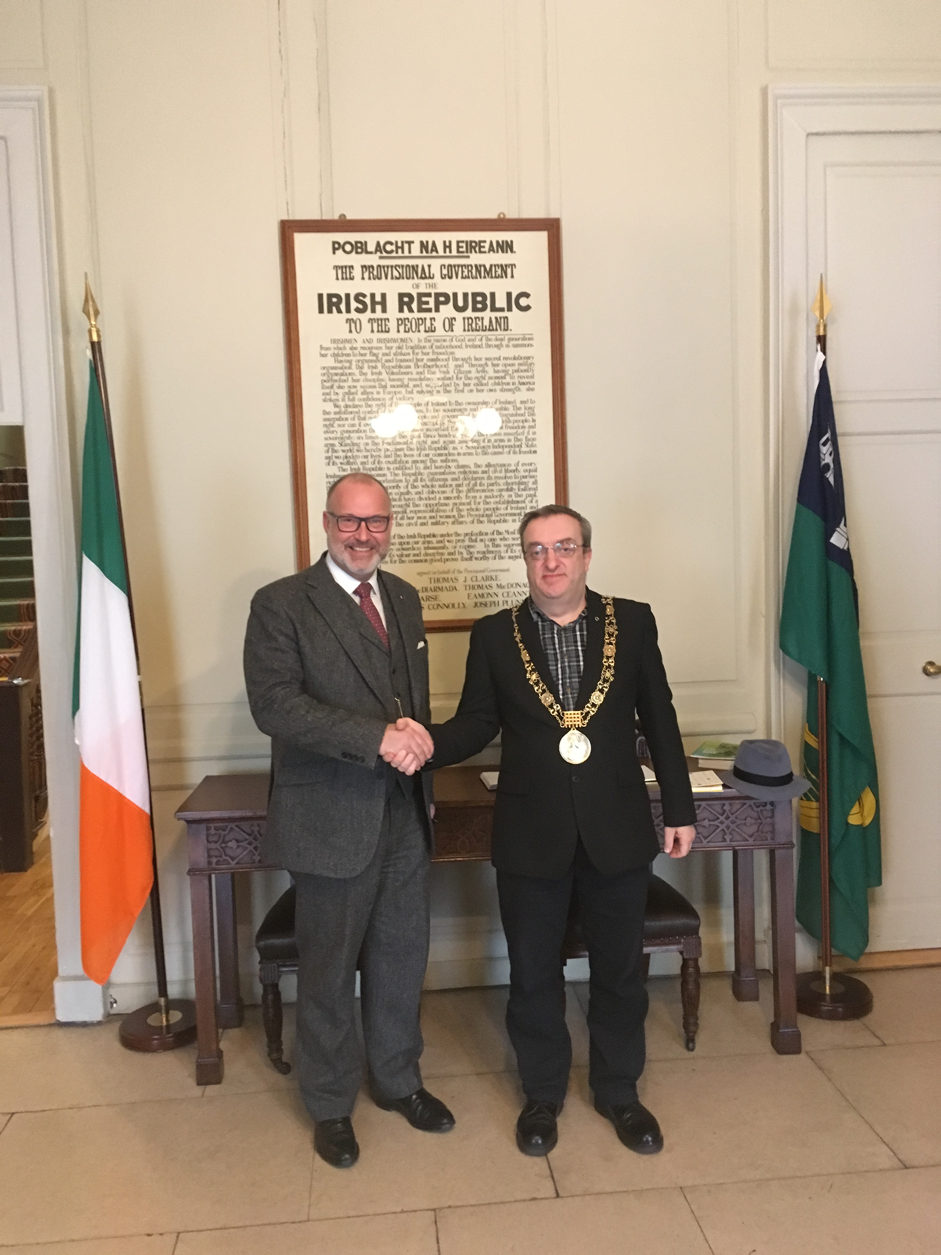 Lord Mayor Dublin